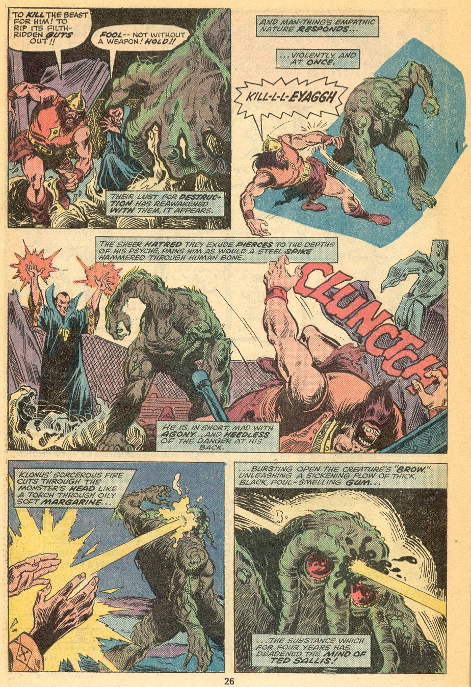 Man-Thing (1974) issue 21 - Page 18