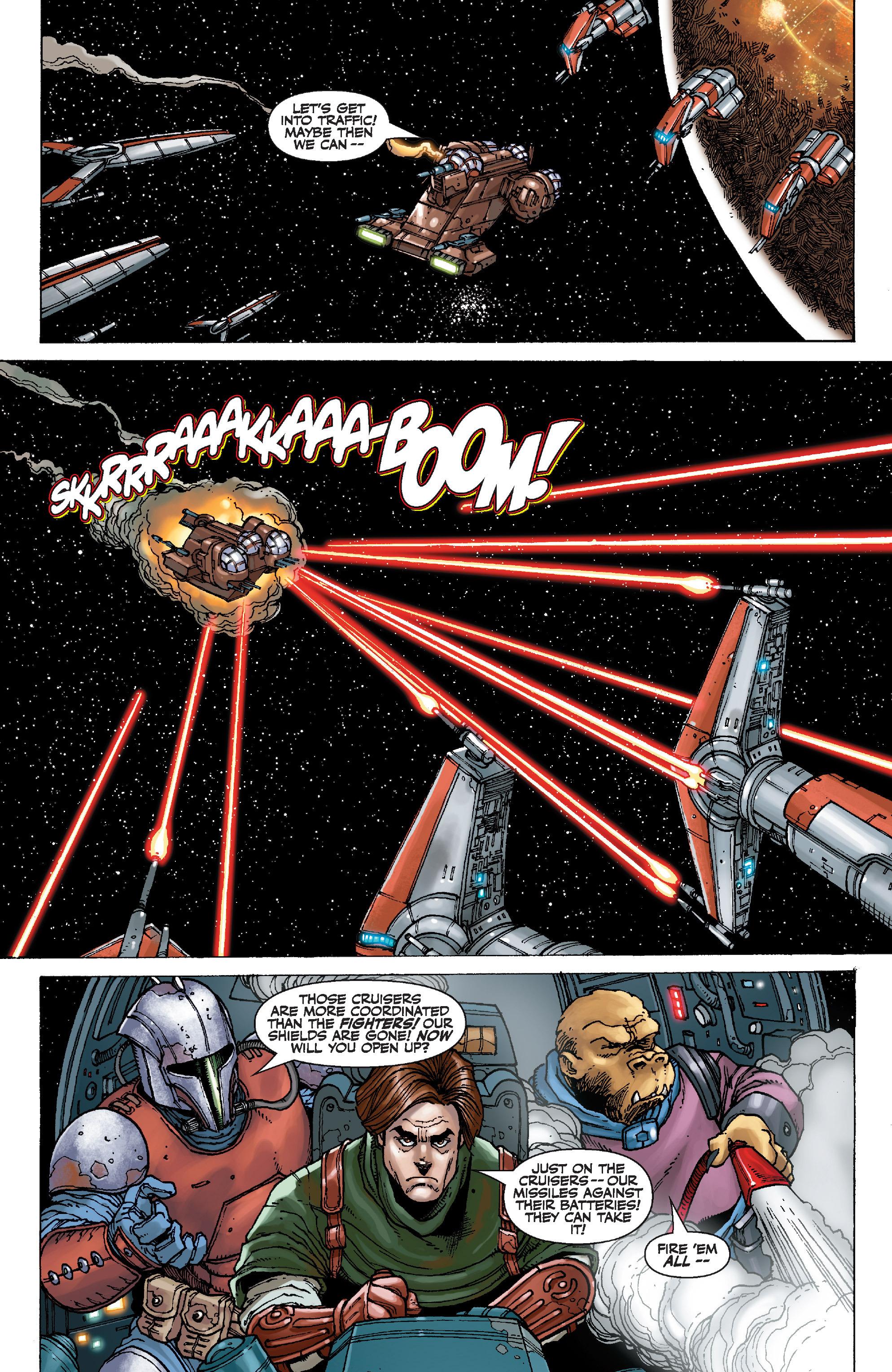 Read online Star Wars Omnibus comic -  Issue # Vol. 32 - 291