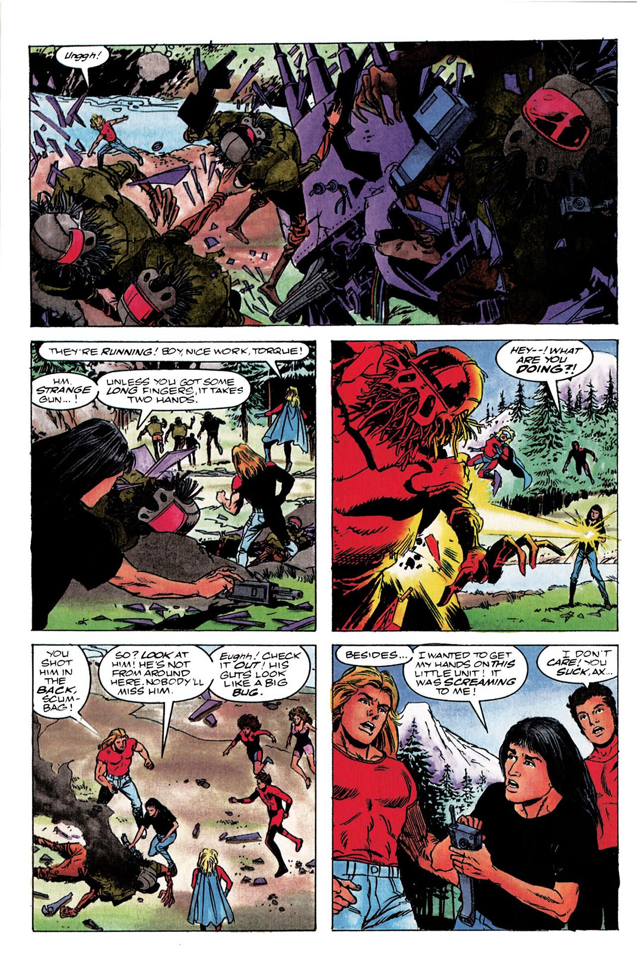 Read online Harbinger (1992) comic -  Issue #3 - 13