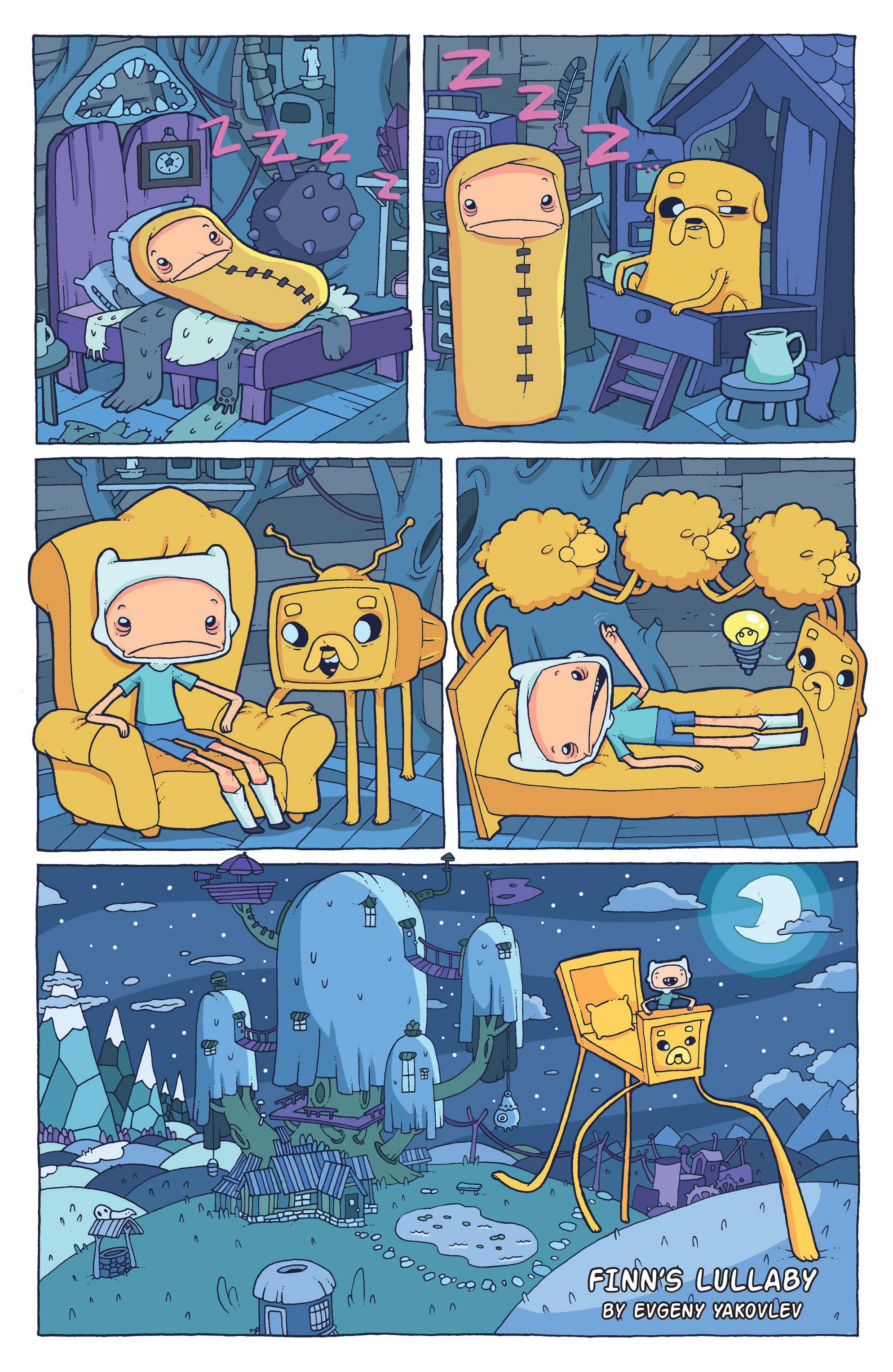 Read online Adventure Time Comics comic -  Issue #2 - 21
