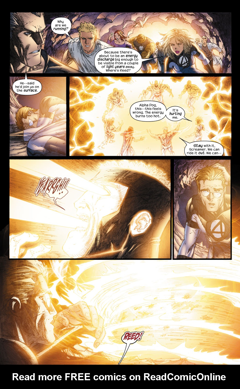 Read online Ultimate Fantastic Four (2004) comic -  Issue #57 - 22