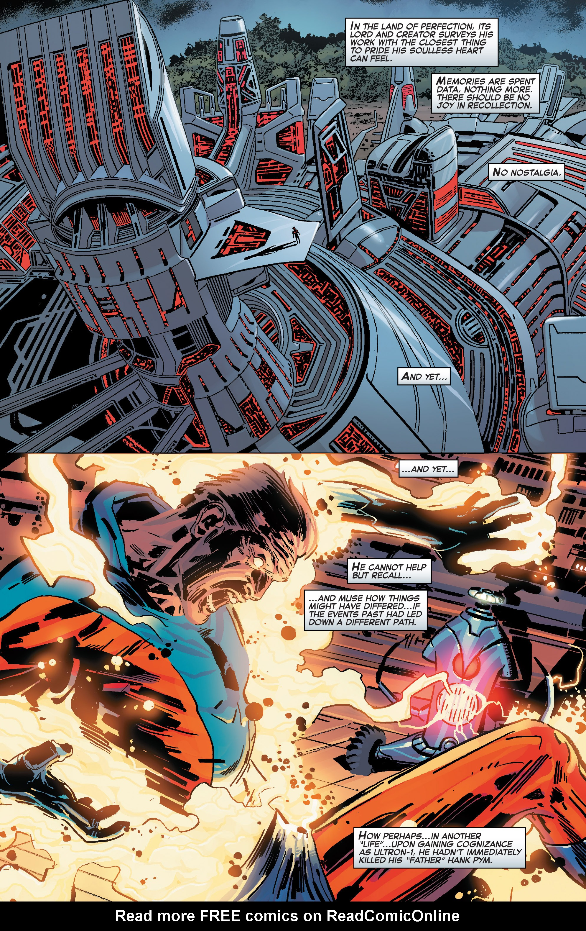 Read online Age of Ultron Vs. Marvel Zombies comic -  Issue #1 - 8