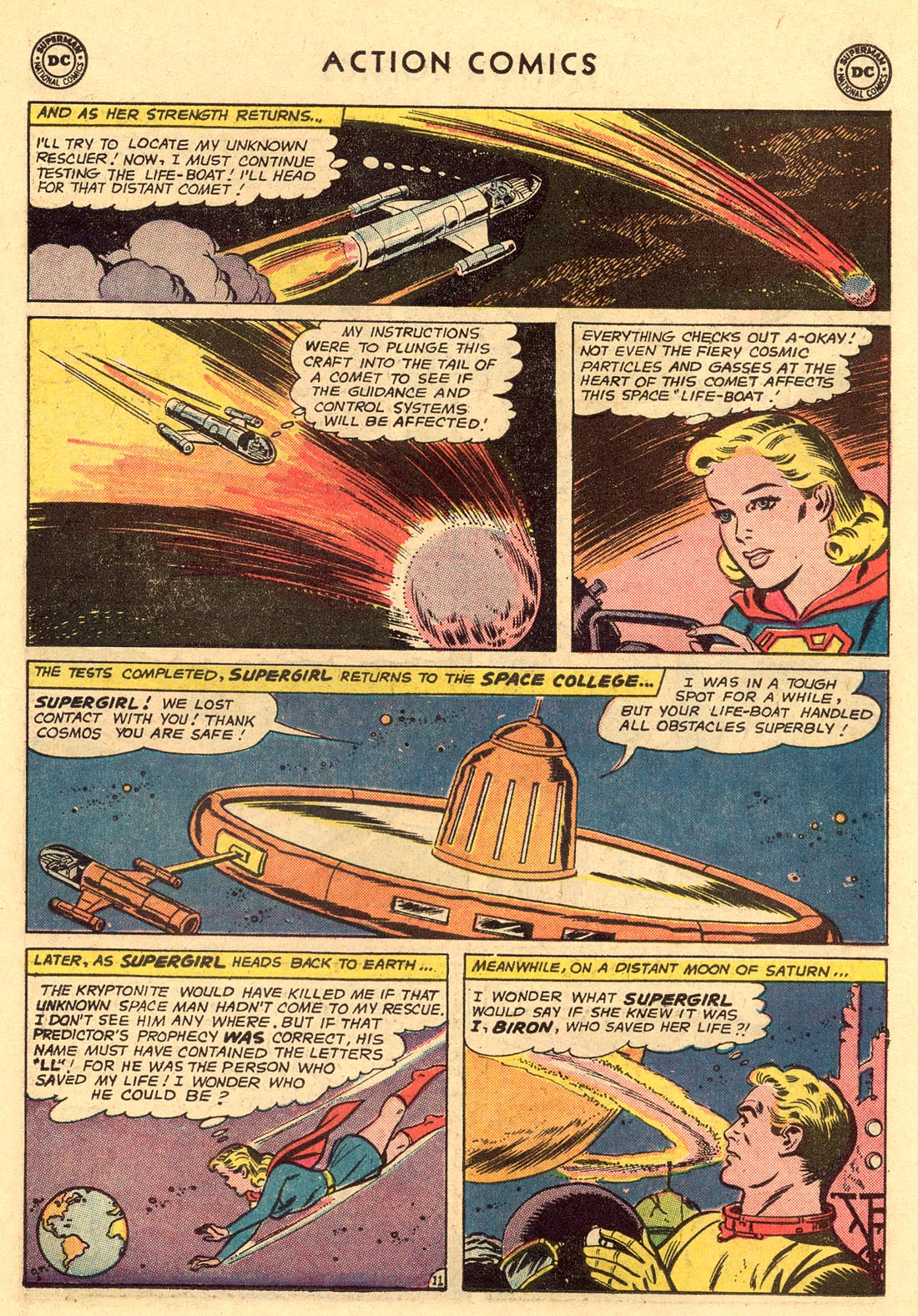 Read online Action Comics (1938) comic -  Issue #312 - 31