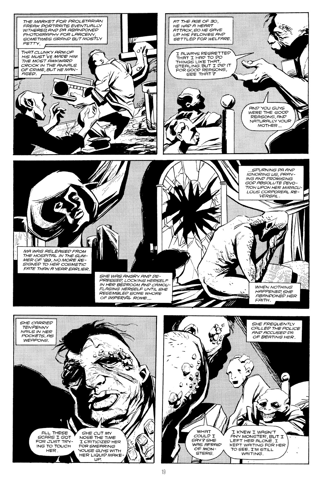 Read online Freaks' Amour comic -  Issue # TPB (Part 1) - 20