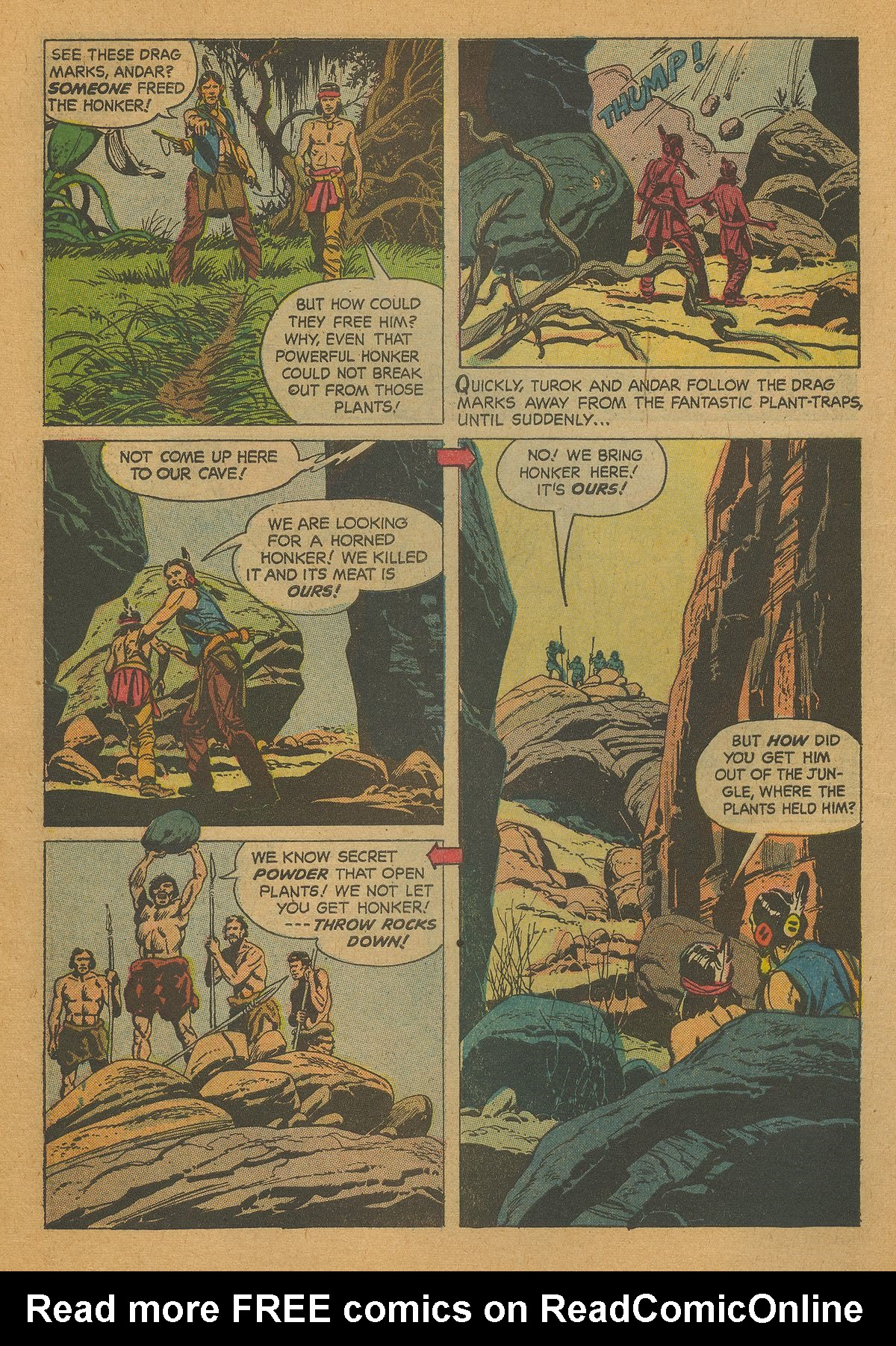 Read online Turok, Son of Stone comic -  Issue #26 - 6