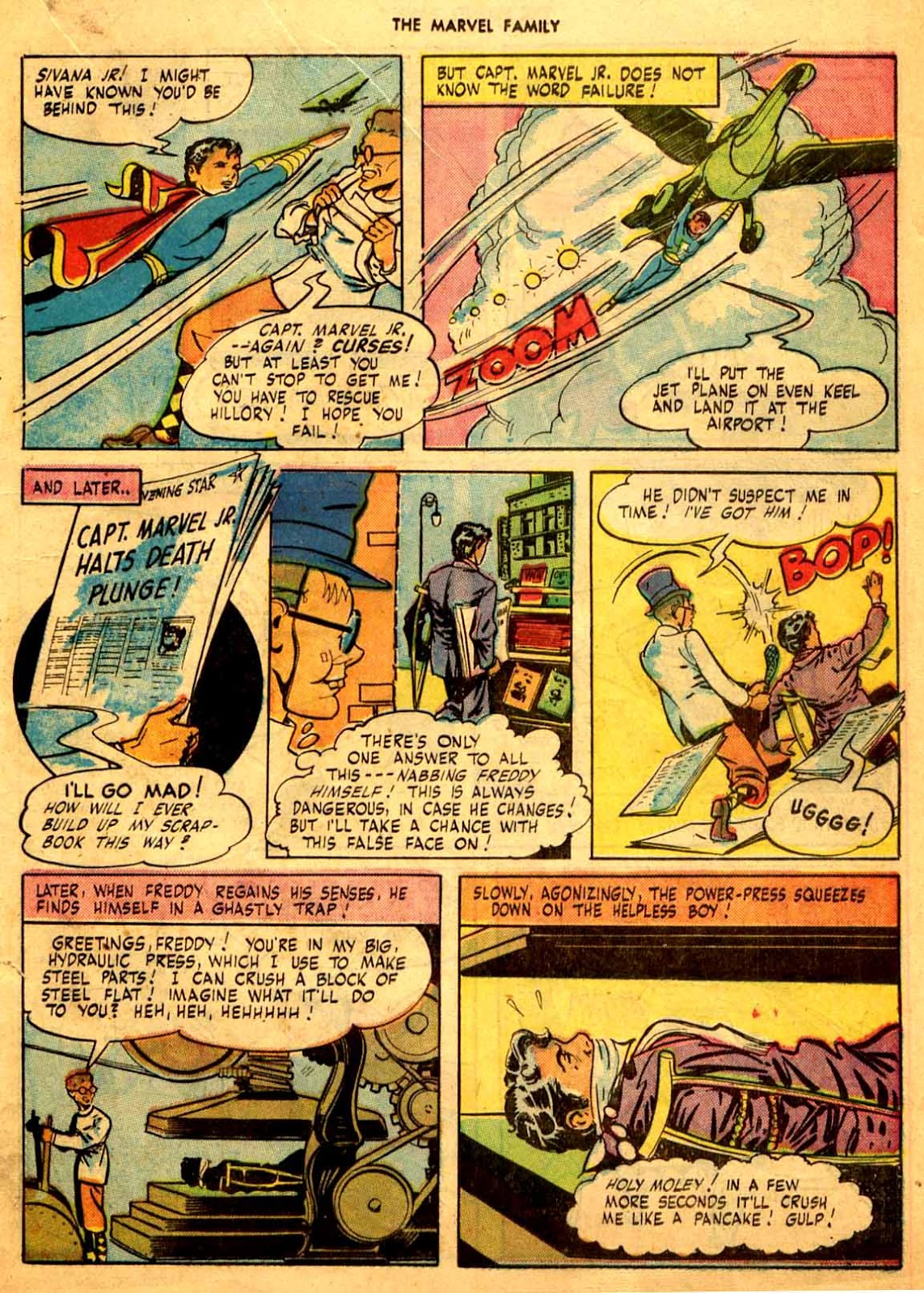 The Marvel Family issue 9 - Page 27