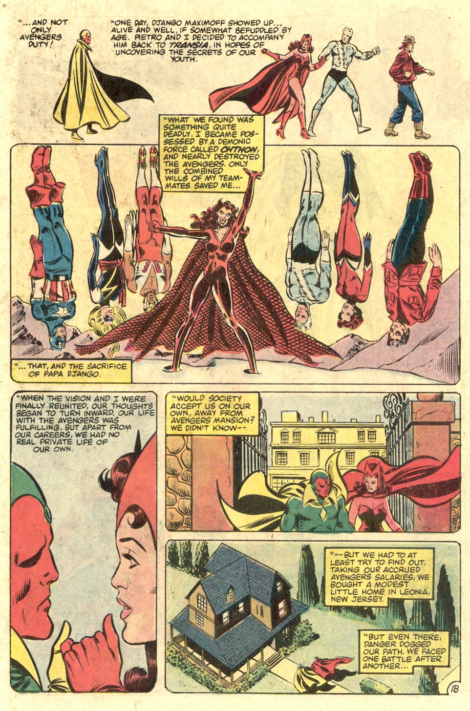 The Avengers (1963) 234 Page 18