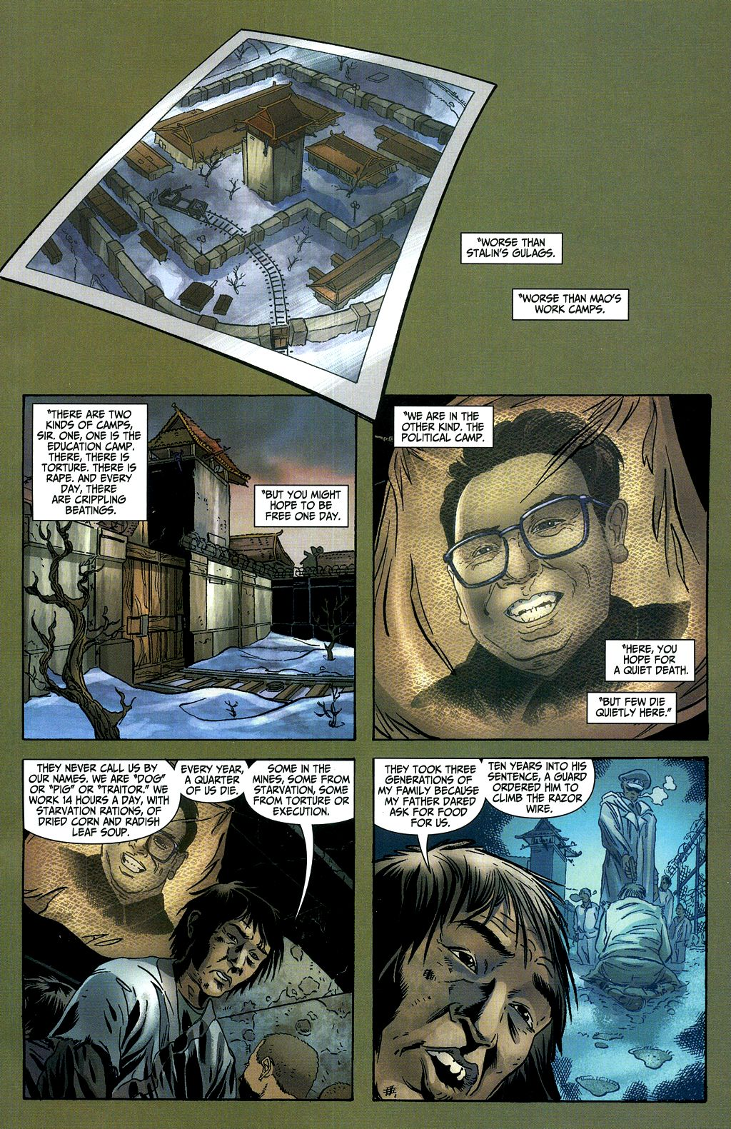 Read online Secret Six (2006) comic -  Issue #1 - 2