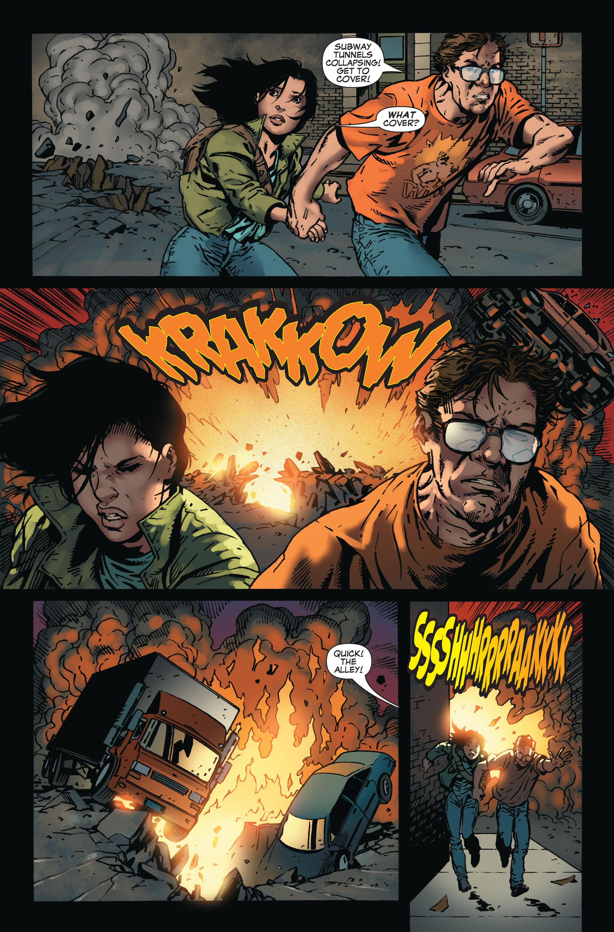 Read online World War Hulk: Front Line comic -  Issue #6 - 9