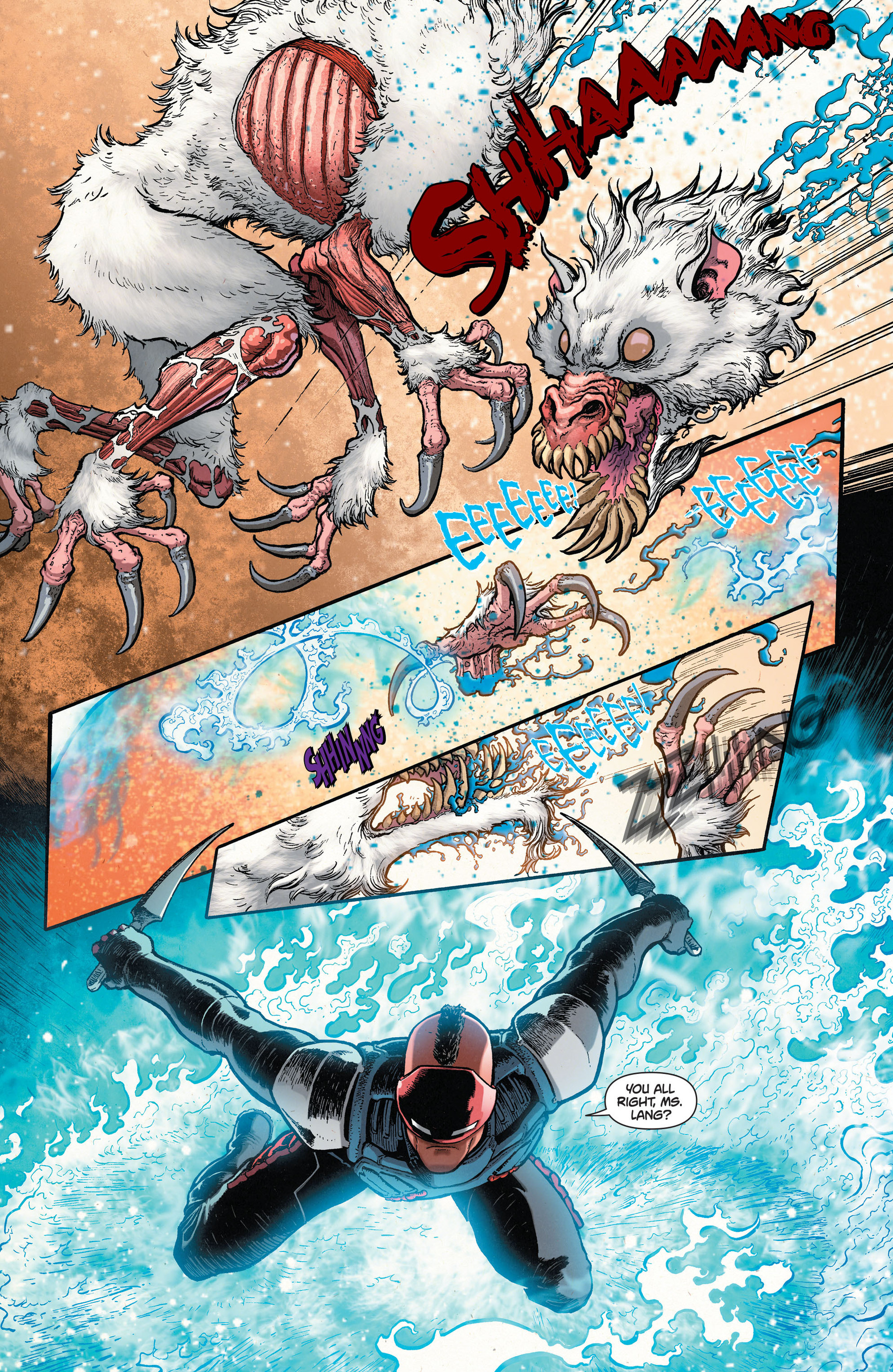 Read online Action Comics (2011) comic -  Issue #29 - 5