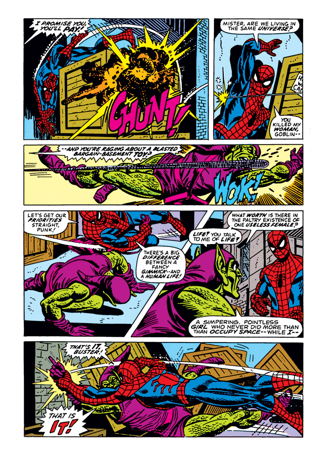 The Amazing Spider-Man (1963) 122 Page 16
