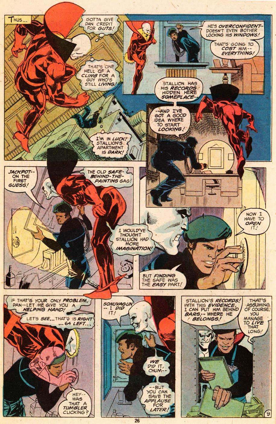 Read online Adventure Comics (1938) comic -  Issue #465 - 26