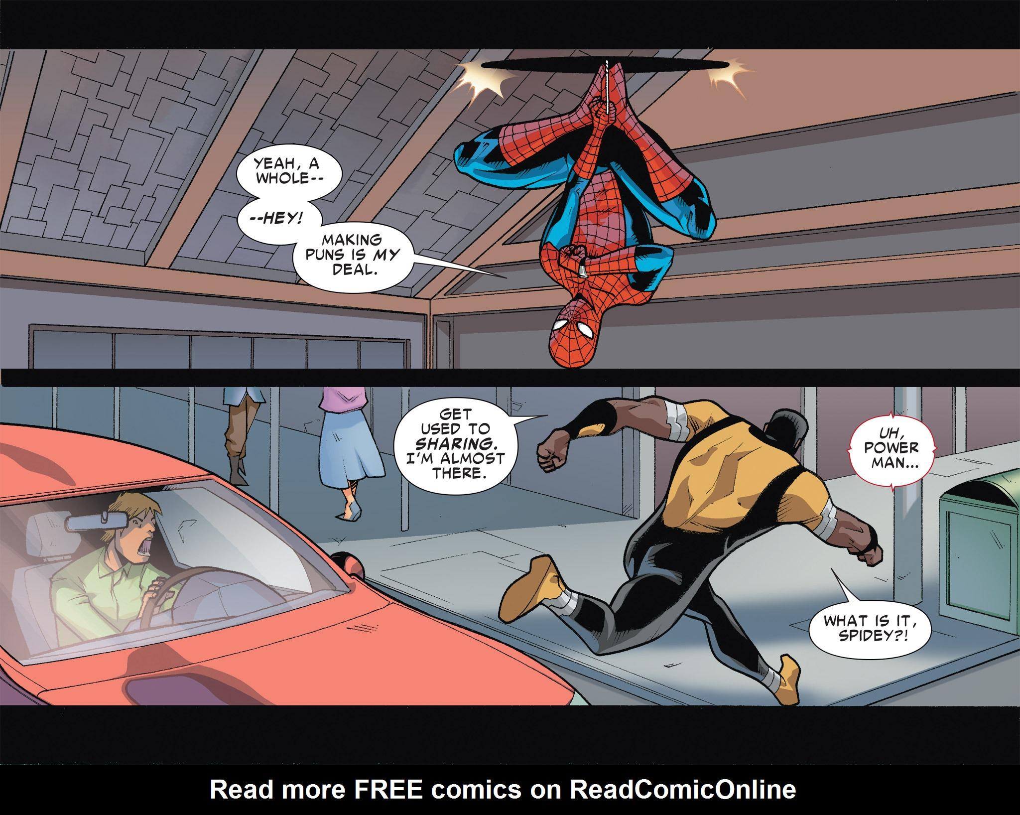 Read online Ultimate Spider-Man (Infinite Comics) (2016) comic -  Issue #6 - 6
