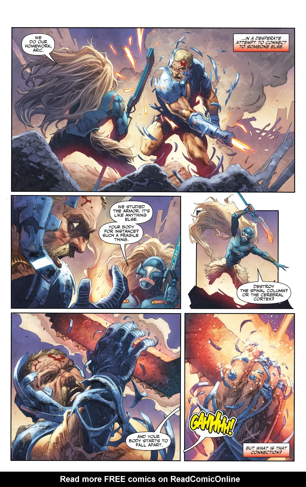 Read online X-O Manowar (2017) comic -  Issue #24 - 11