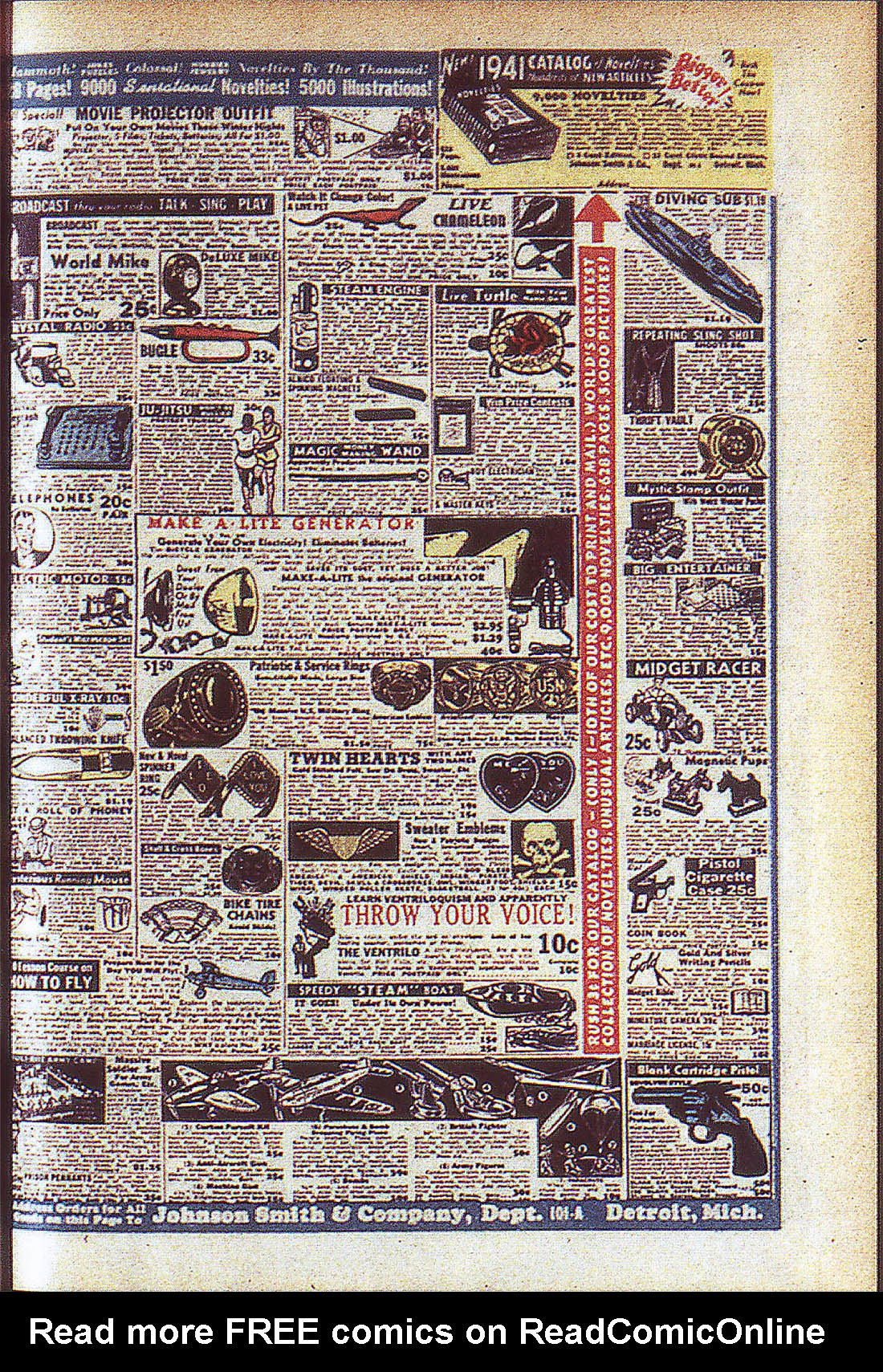 Read online Adventure Comics (1938) comic -  Issue #59 - 12