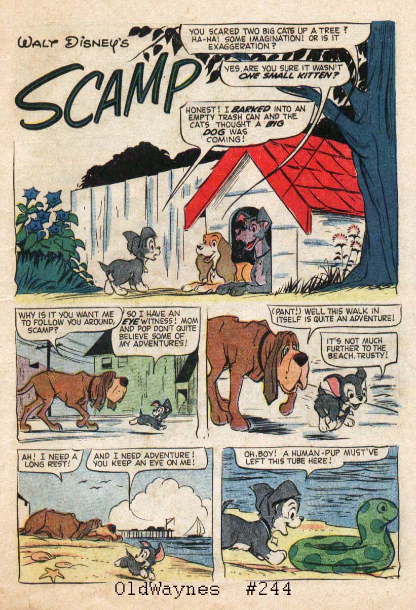Walt Disney's Comics and Stories issue 215 - Page 13