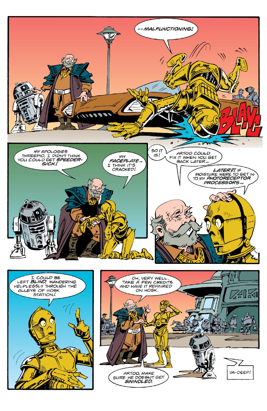 Read online Star Wars Legends Epic Collection: The Empire comic -  Issue # TPB 5 (Part 1) - 85