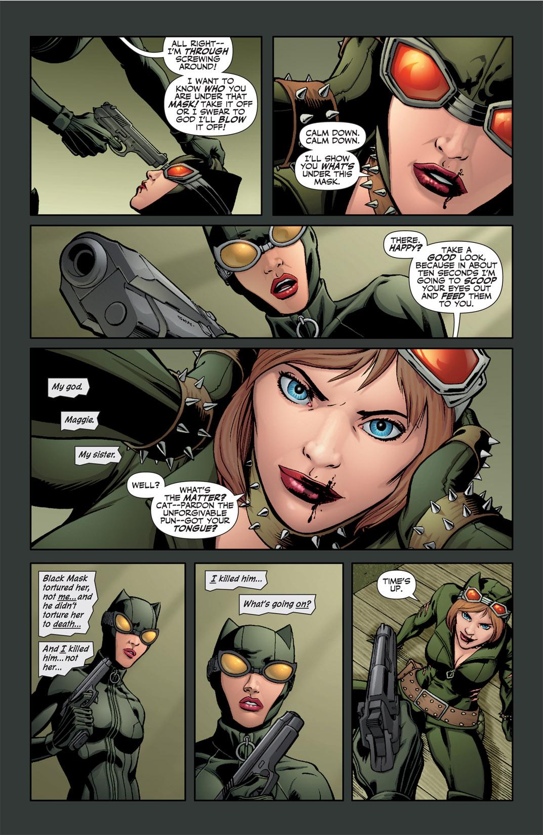 Catwoman (2002) #76 #76 - English 17