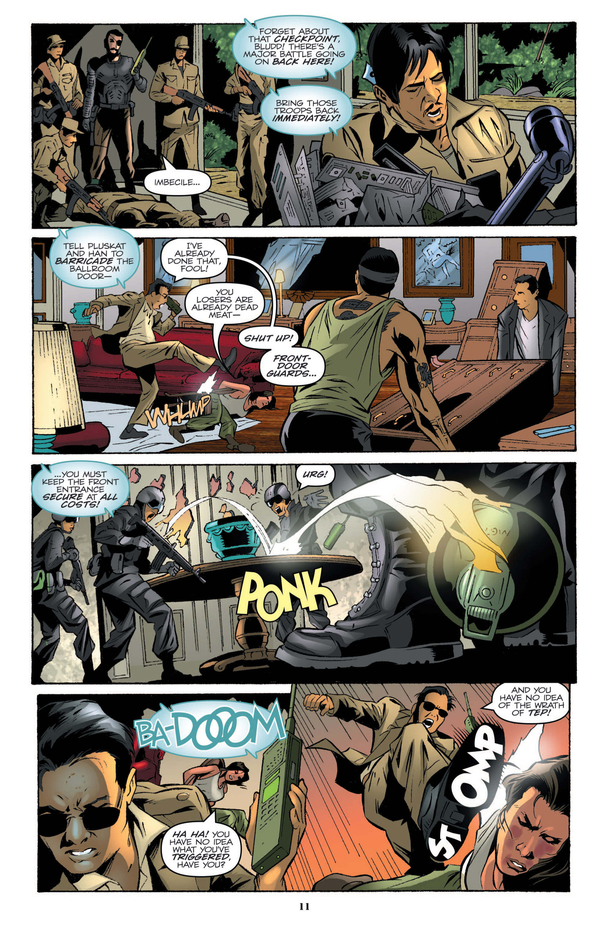 G.I. Joe: A Real American Hero 191 Page 12