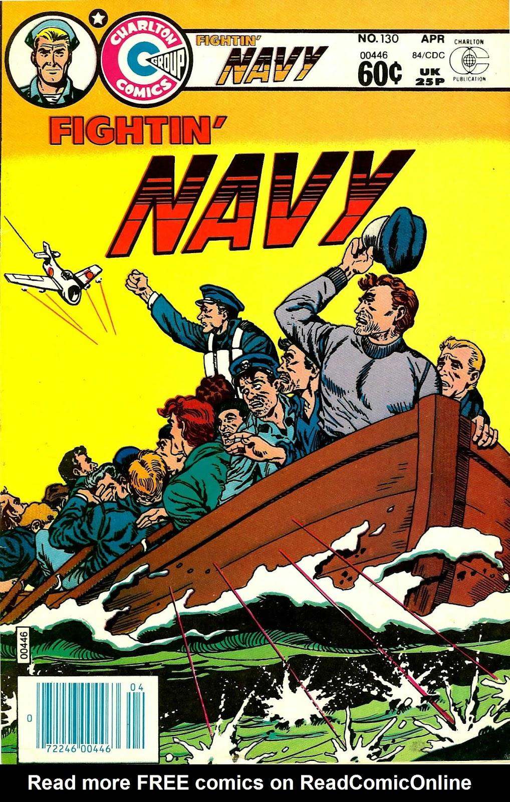 Read online Fightin' Navy comic -  Issue #130 - 1