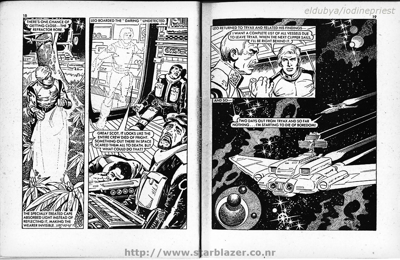 Starblazer issue 73 - Page 11