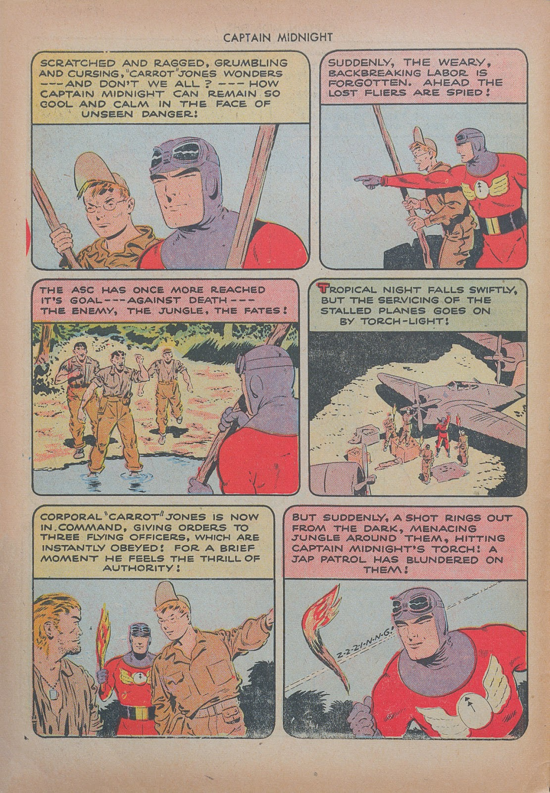 Captain Midnight (1942) issue 20 - Page 10