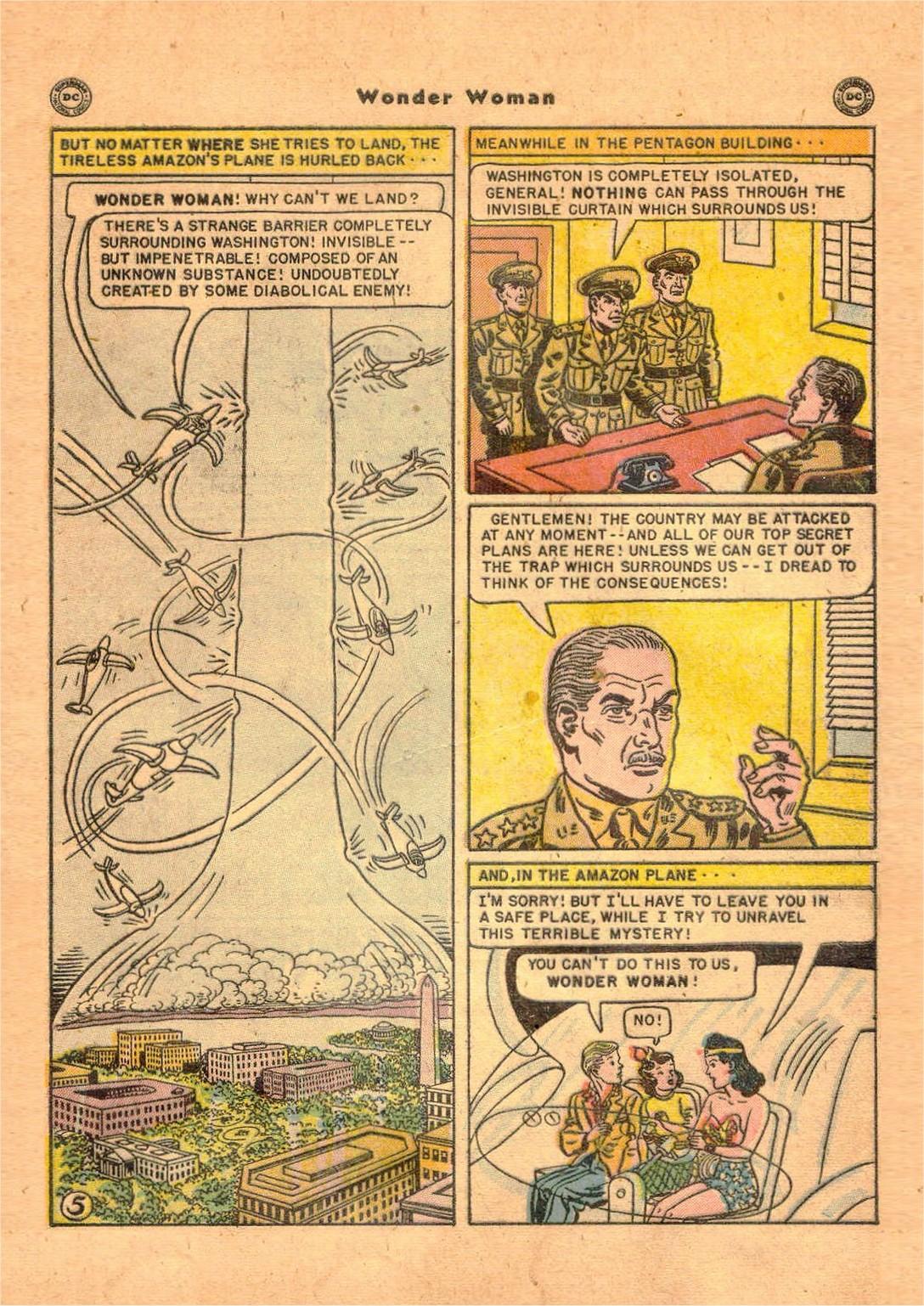 Read online Wonder Woman (1942) comic -  Issue #47 - 40