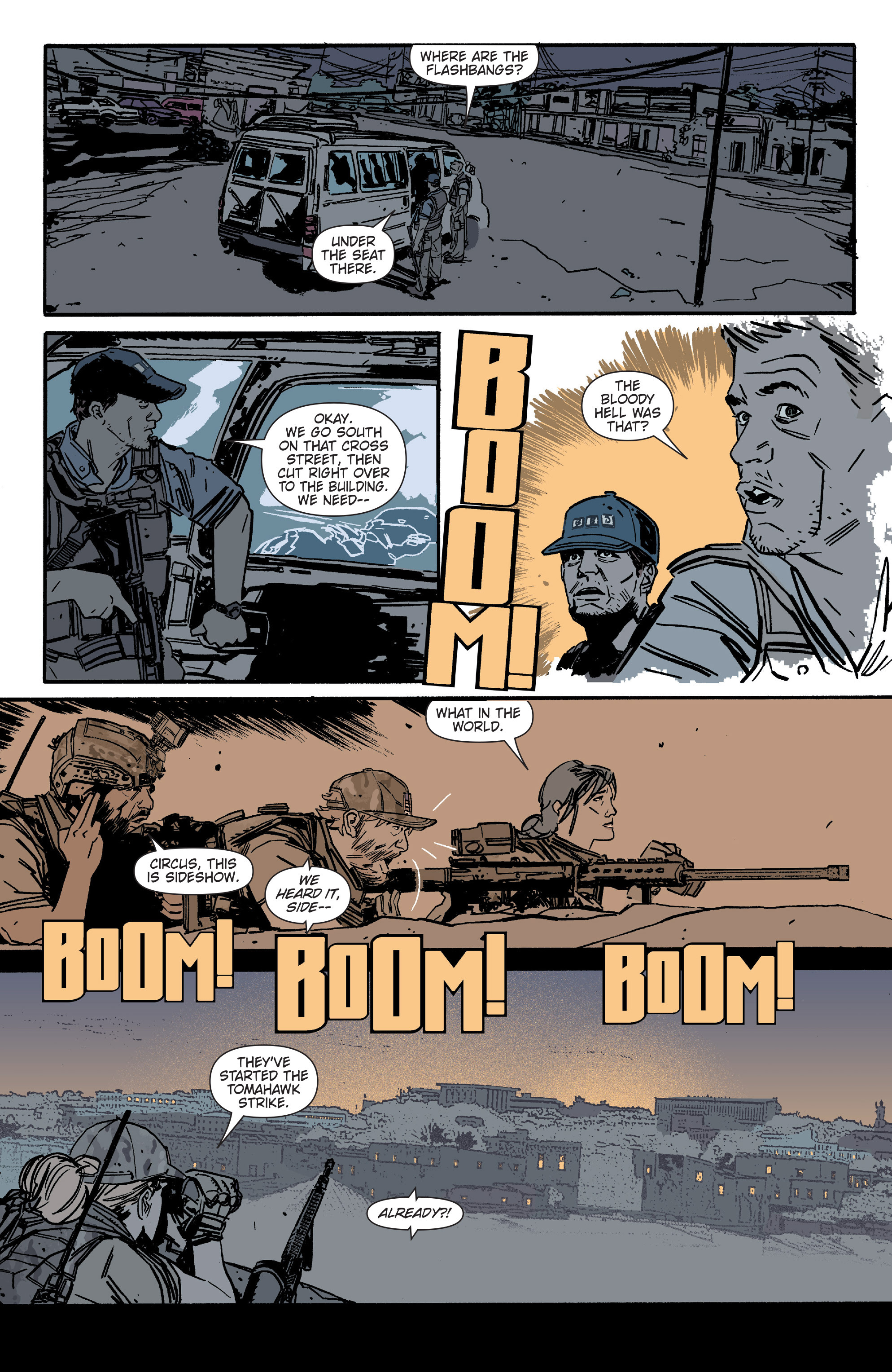 Read online The Activity comic -  Issue #9 - 12