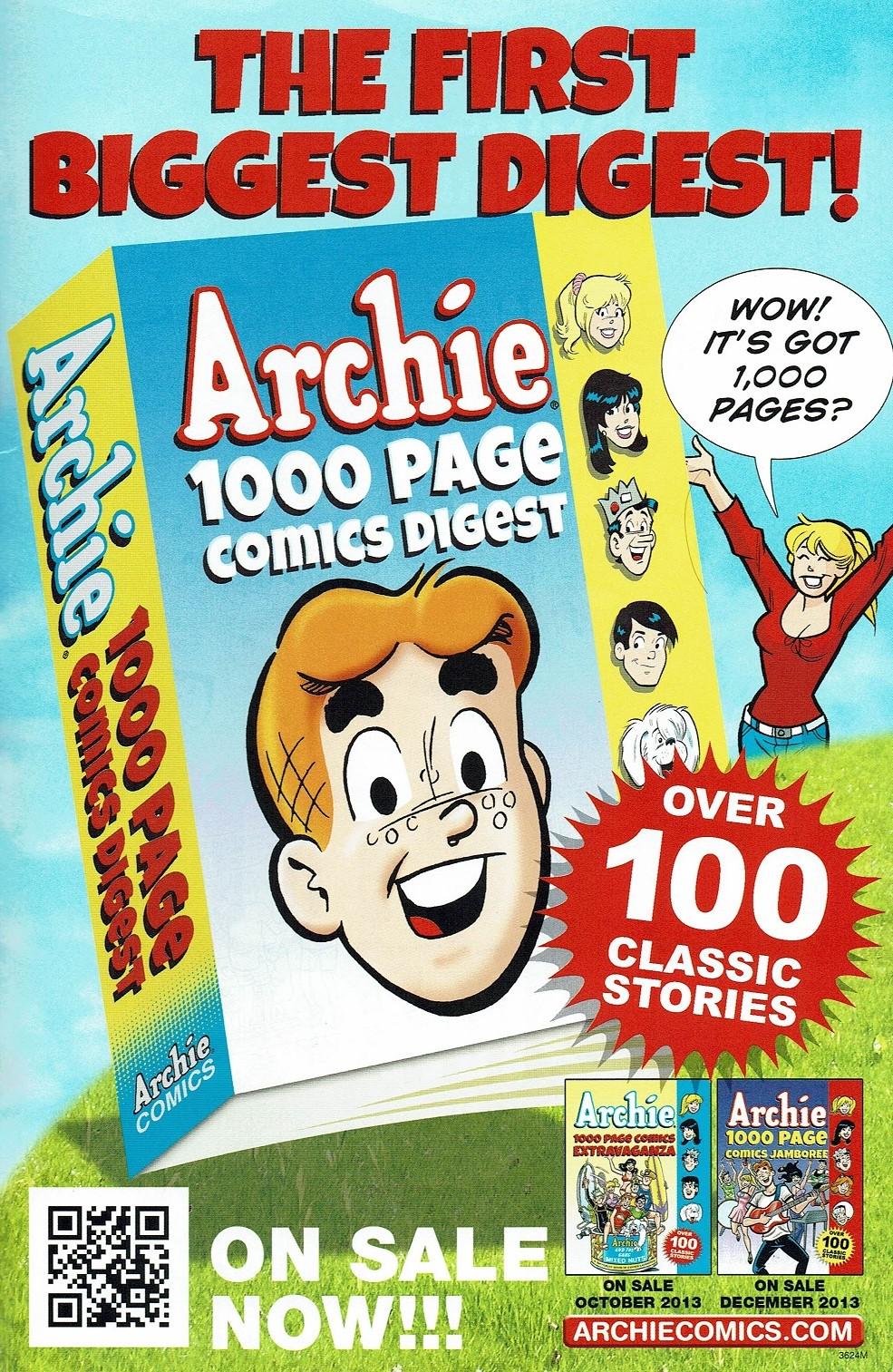 Read online Kevin Keller comic -  Issue #9 - 36