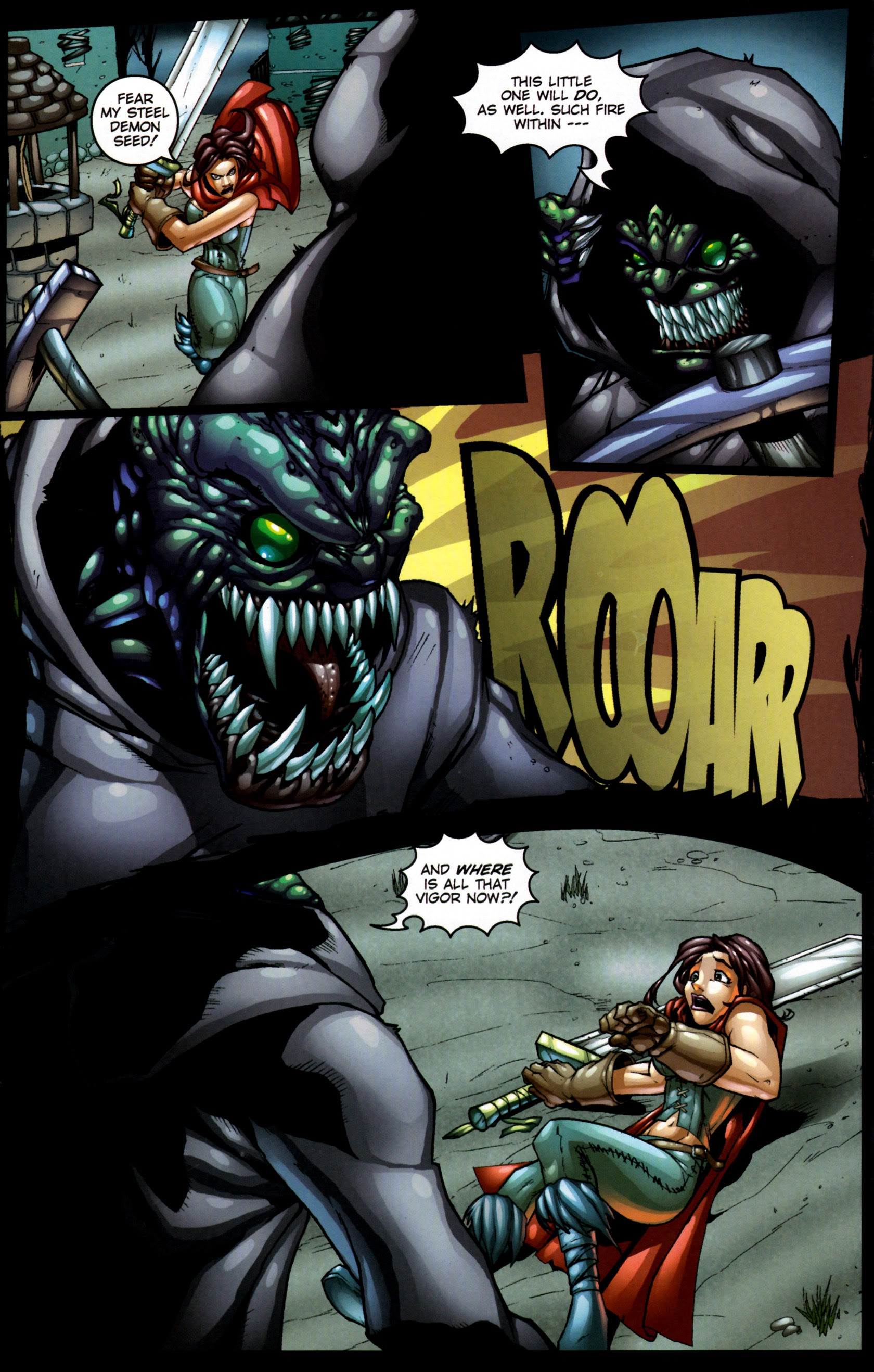 Read online Abiding Perdition comic -  Issue #4 - 16