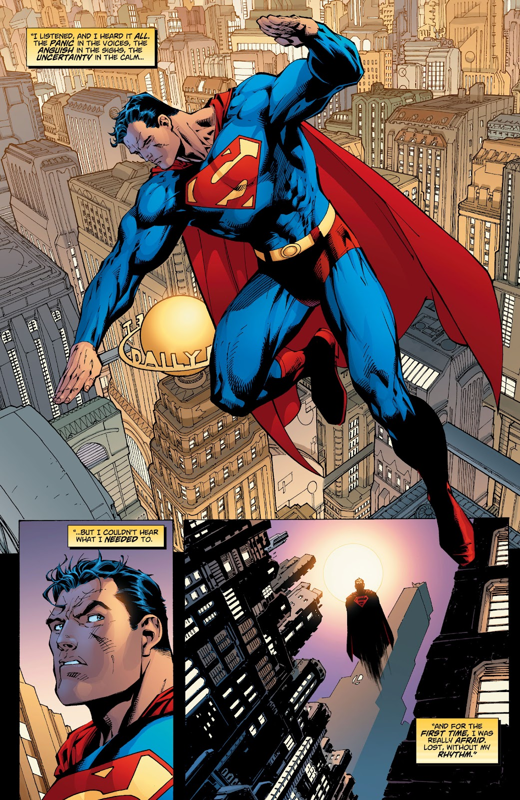 Read online Superman: For Tomorrow comic -  Issue # TPB (Part 1) - 30