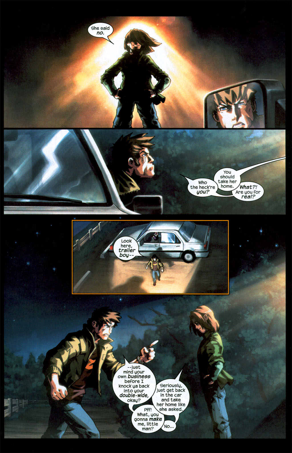 Read online Sentinel (2006) comic -  Issue #1 - 4