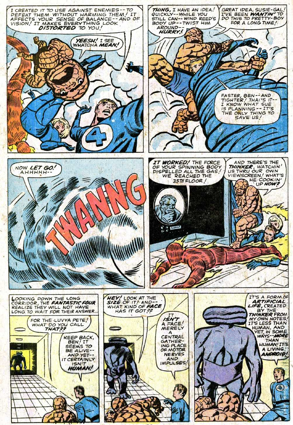 Giant-Size Fantastic Four issue 5 - Page 62