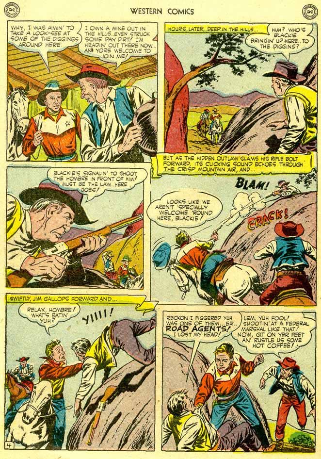 Western Comics issue 23 - Page 44
