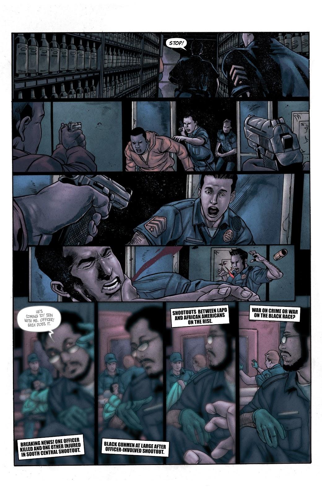 Read online Vindication comic -  Issue #2 - 11