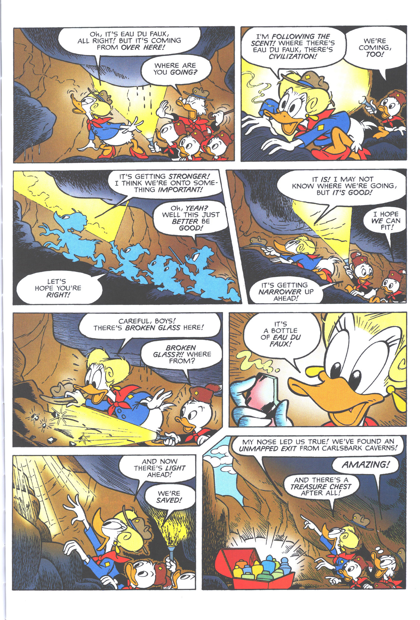 Read online Uncle Scrooge (1953) comic -  Issue #362 - 65
