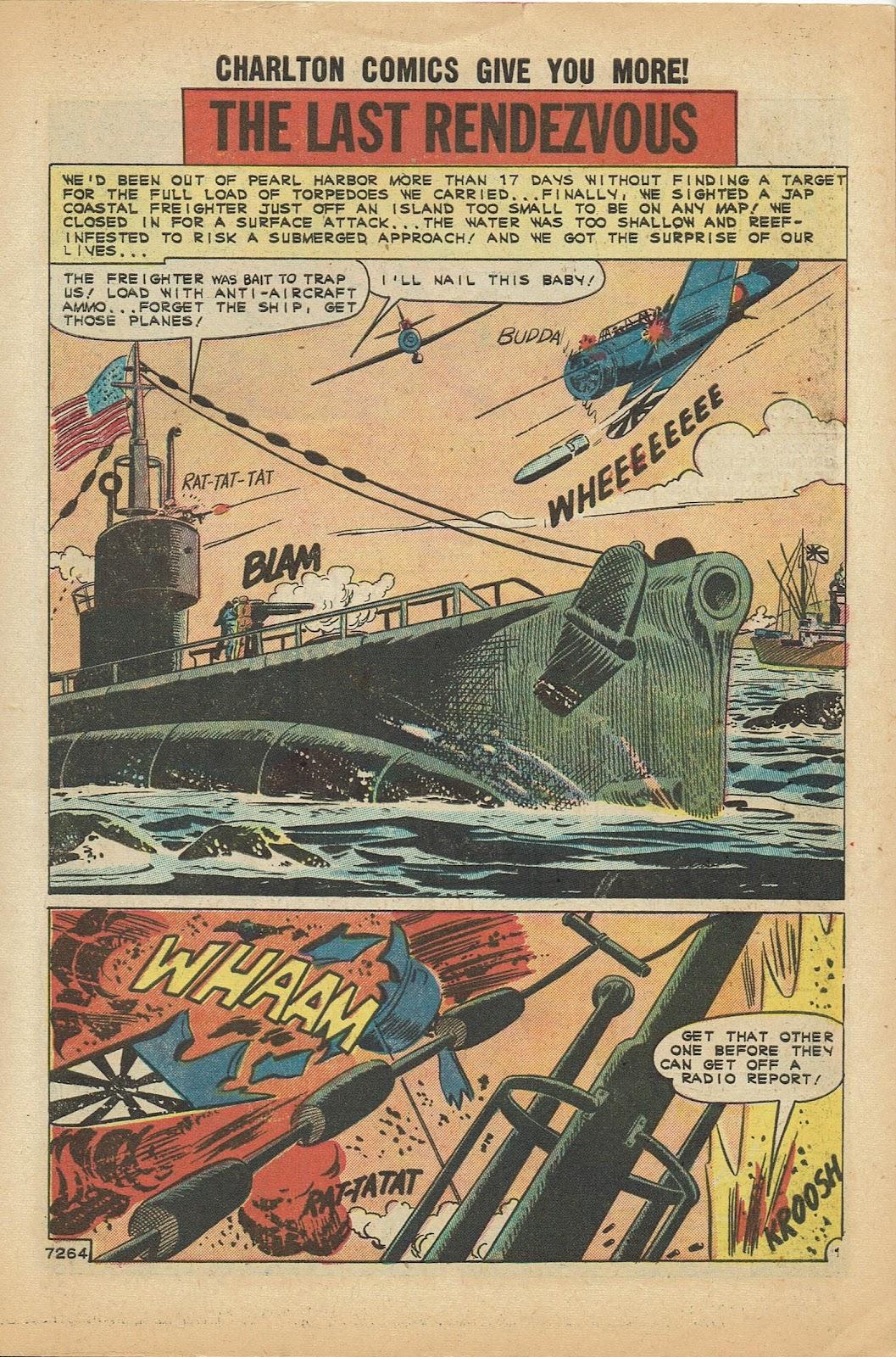 Read online Fightin' Navy comic -  Issue #97 - 3