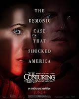 Ám Ảnh Kinh Hoàng: Ma xui quỷ khiến - The Conjuring: The Devil Made Me Do It