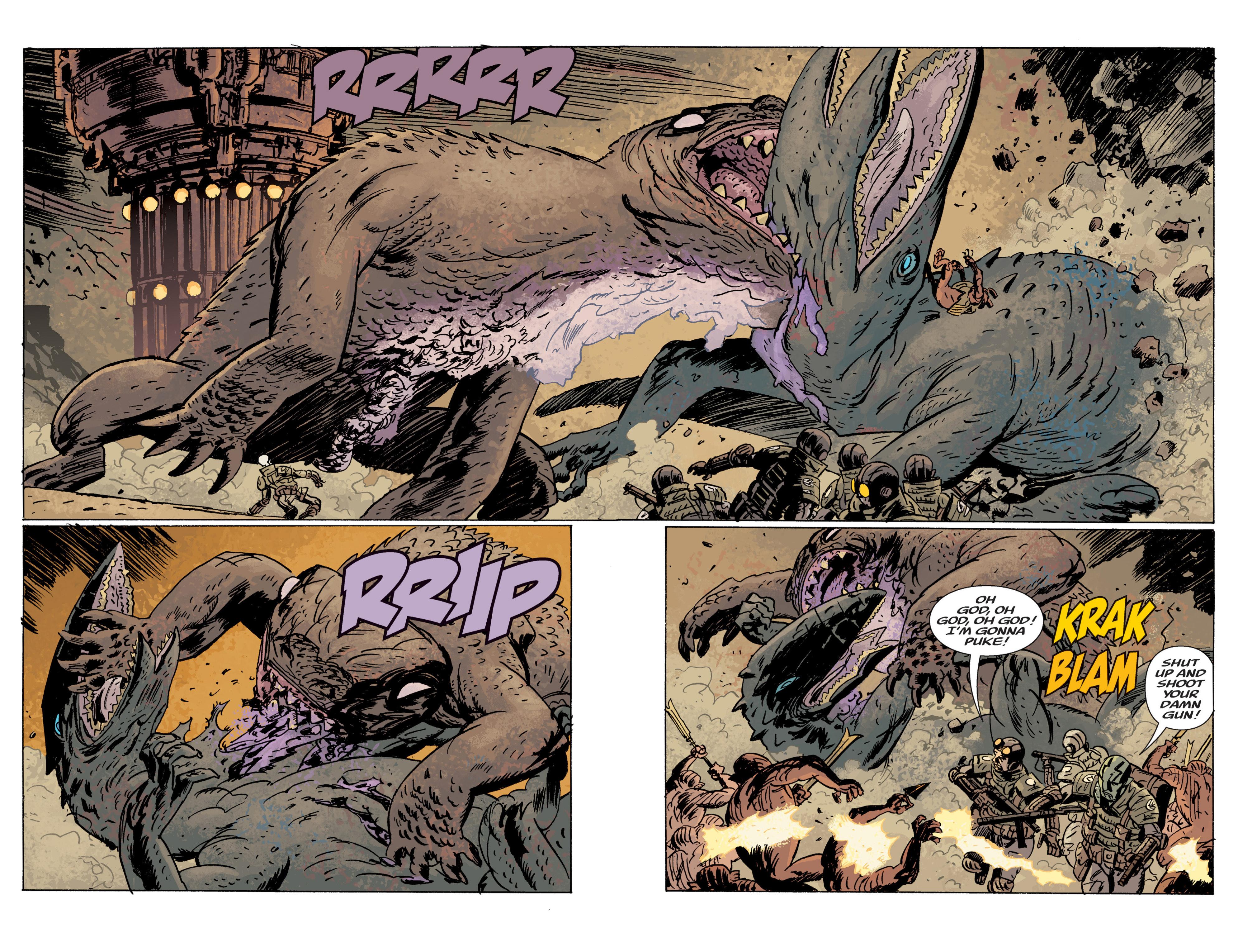 Read online B.P.R.D. (2003) comic -  Issue # TPB 10 - 109