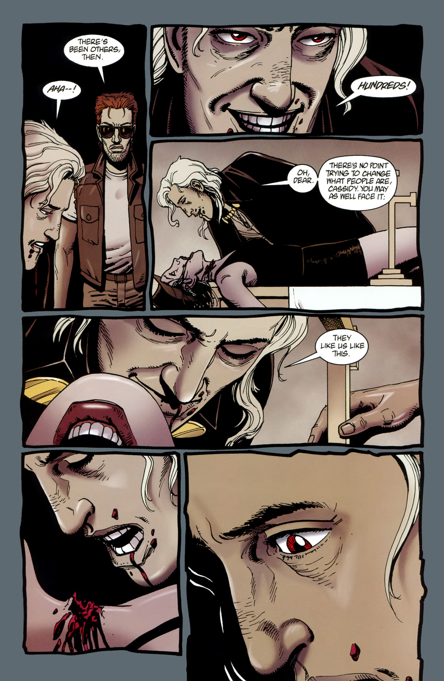 Read online Preacher Special: Cassidy : Blood and Whiskey comic -  Issue # Full - 44