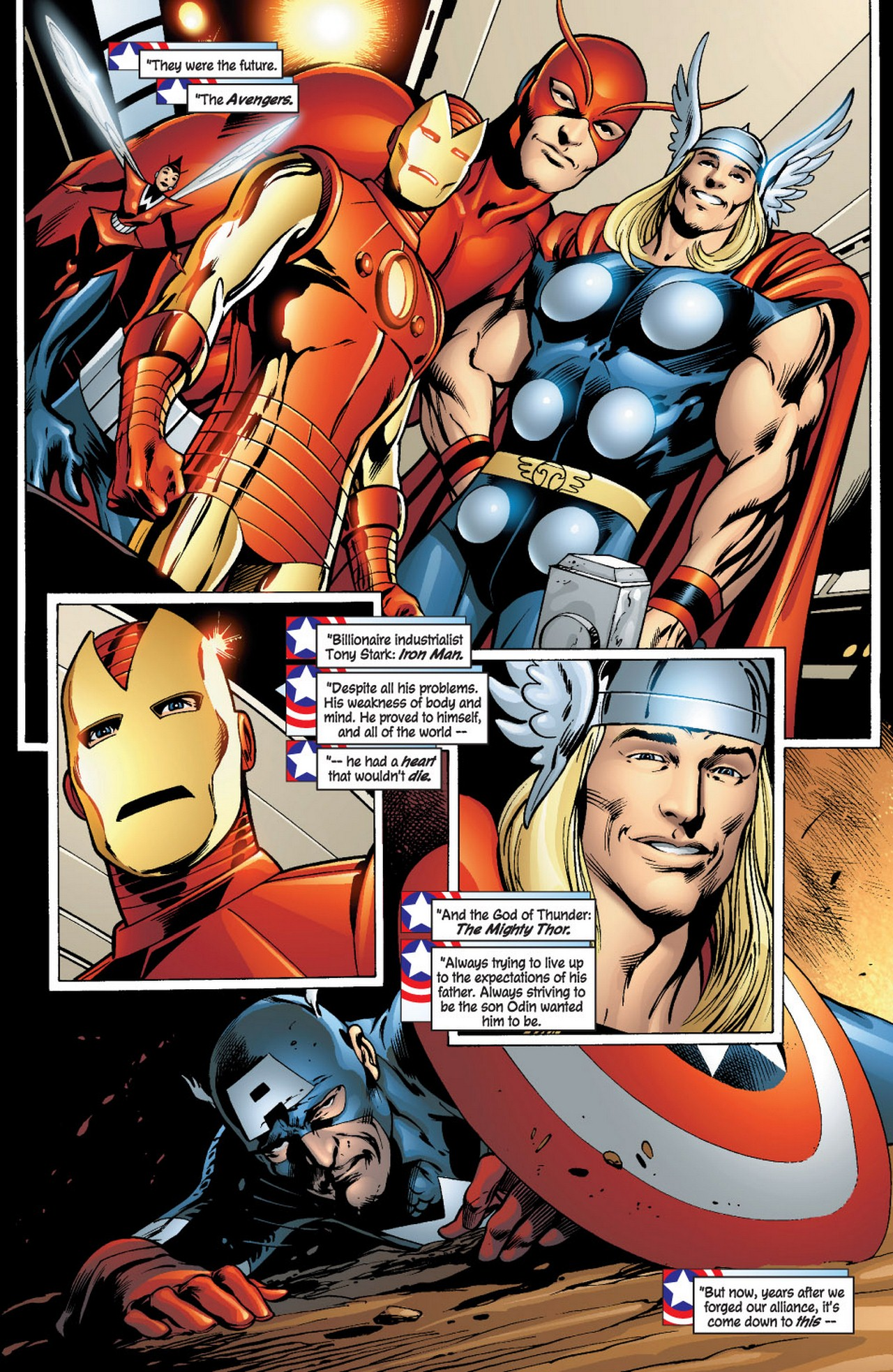 Read online Avengers (1998) comic -  Issue #63 - 3