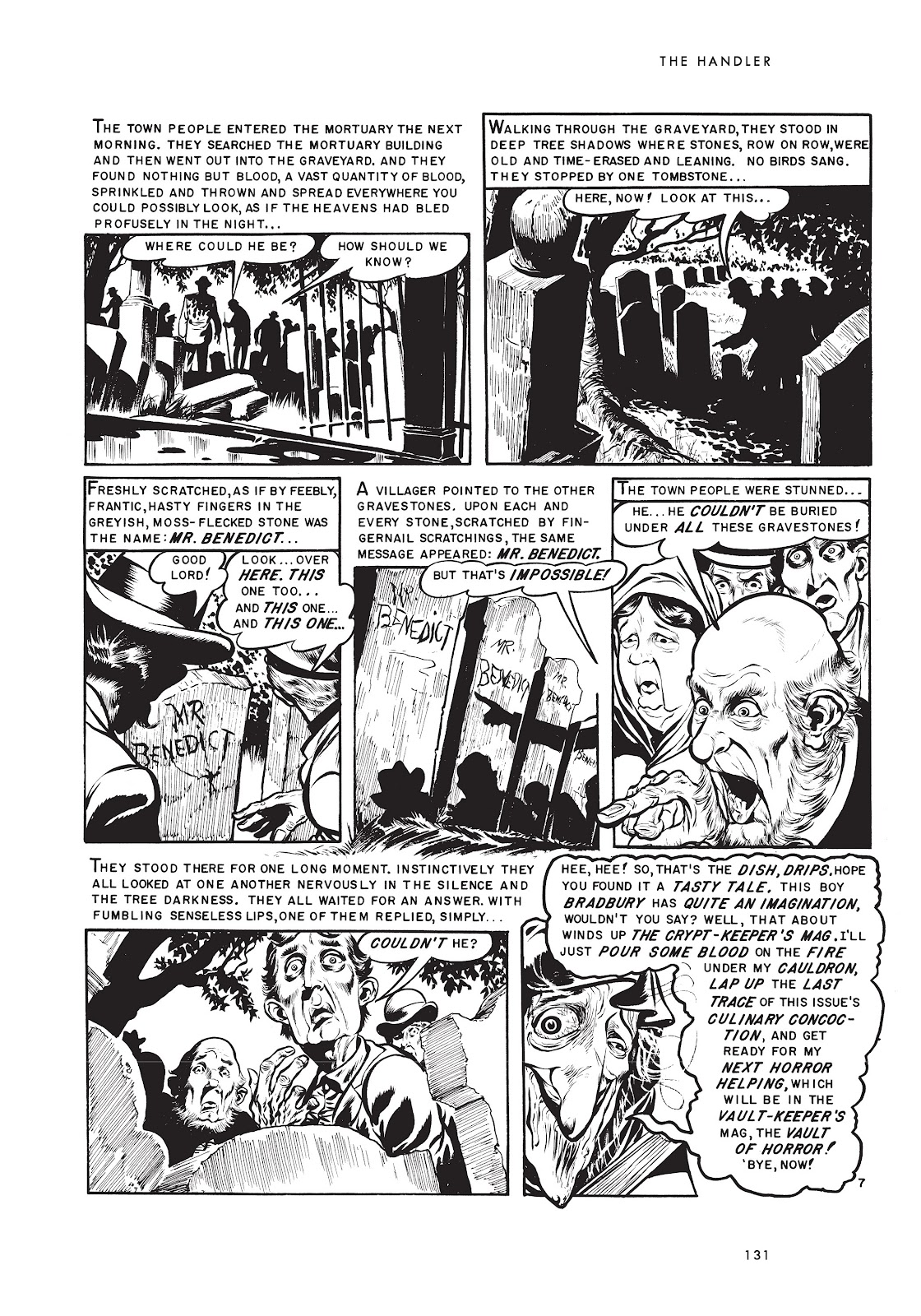 Read online Sucker Bait and Other Stories comic -  Issue # TPB (Part 2) - 46