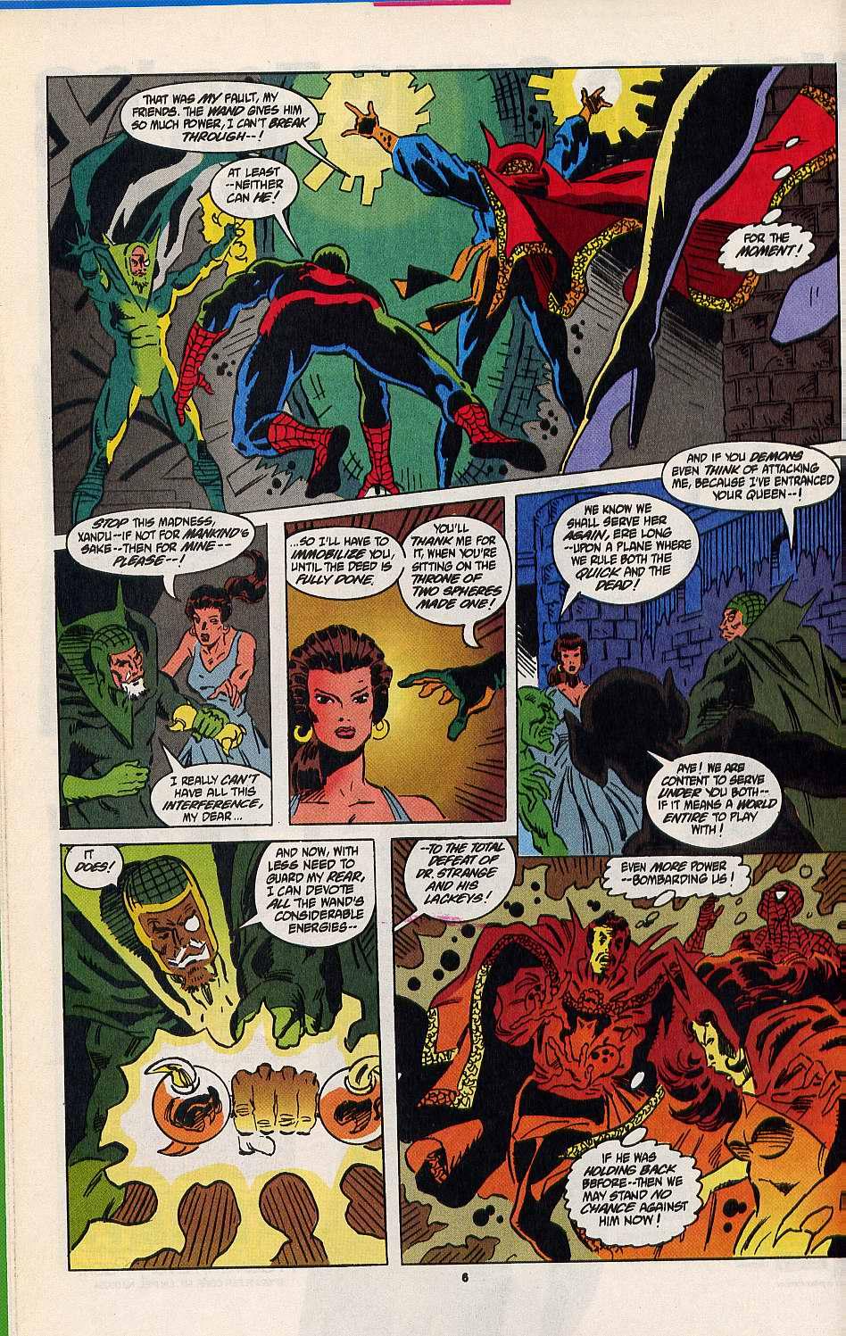 Read online Secret Defenders comic -  Issue #8 - 6