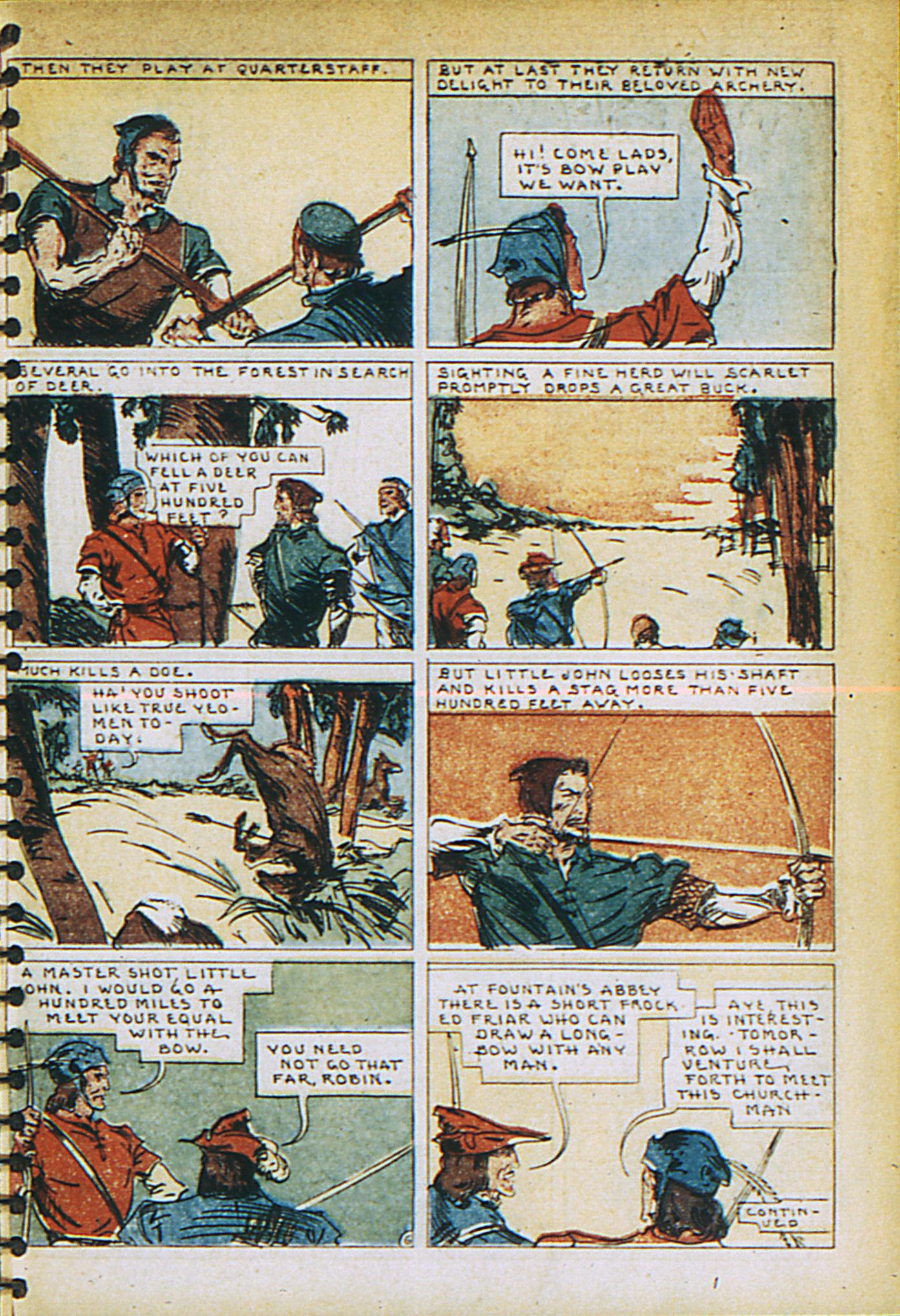 Read online Adventure Comics (1938) comic -  Issue #27 - 55