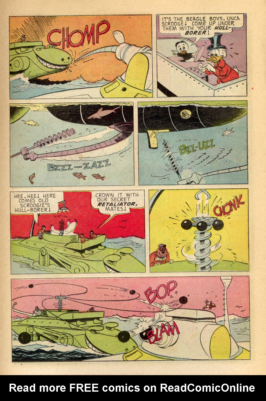 Read online Uncle Scrooge (1953) comic -  Issue #70 - 11