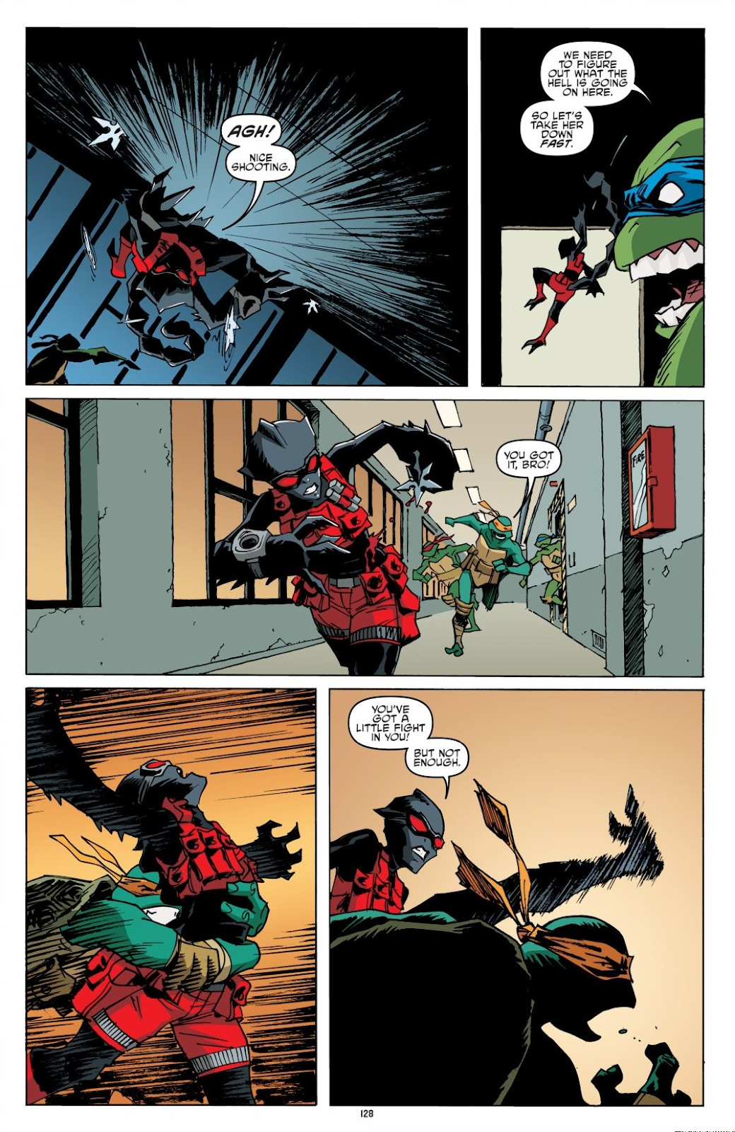 Read online Teenage Mutant Ninja Turtles: The IDW Collection comic -  Issue # TPB 8 (Part 2) - 27