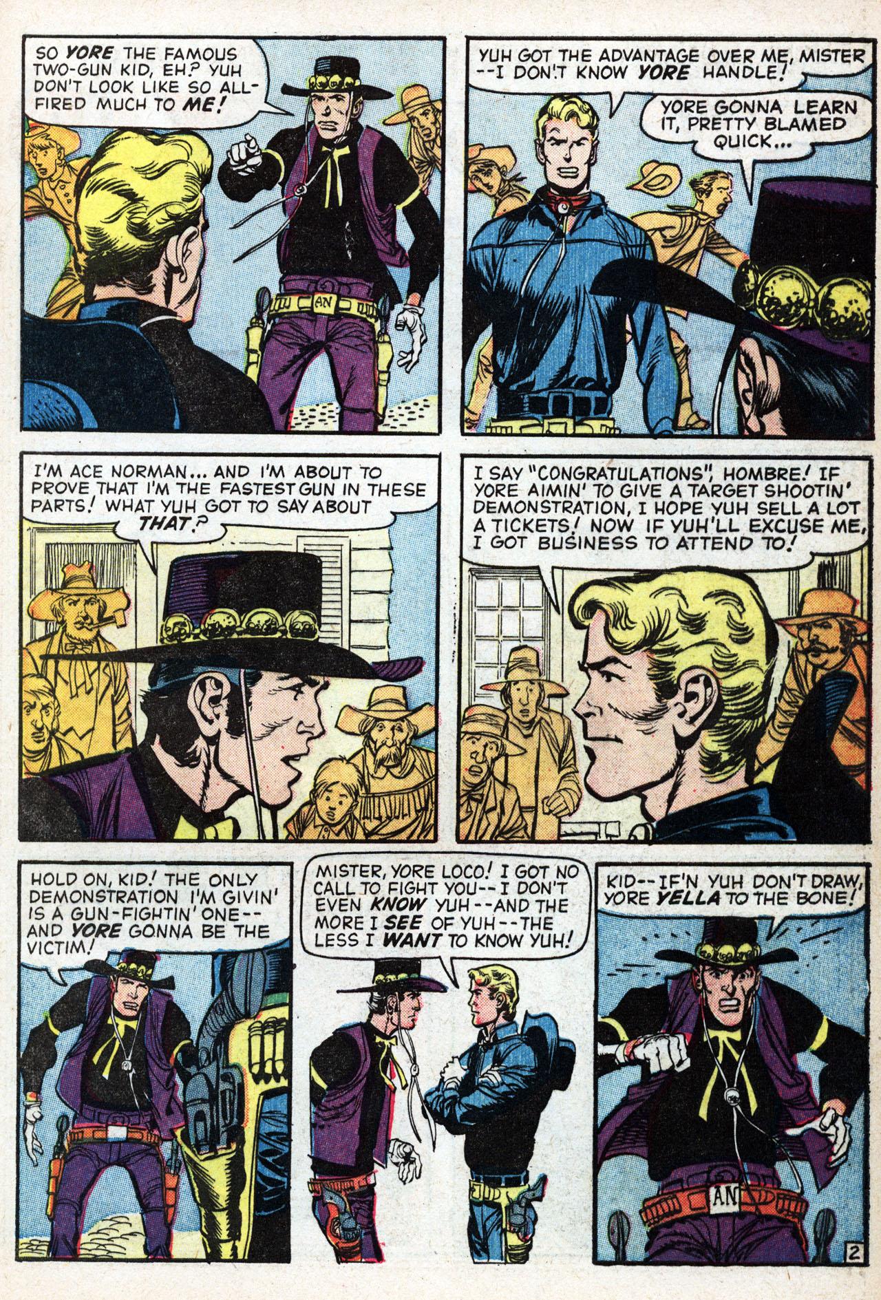 Read online Two-Gun Kid comic -  Issue #46 - 29
