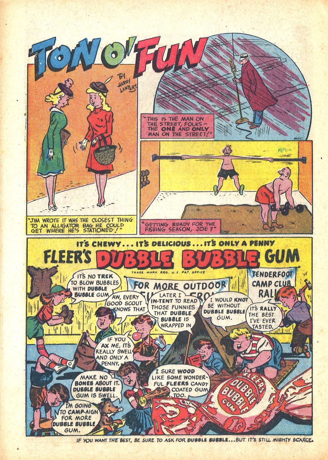 Read online Sensation (Mystery) Comics comic -  Issue #63 - 30