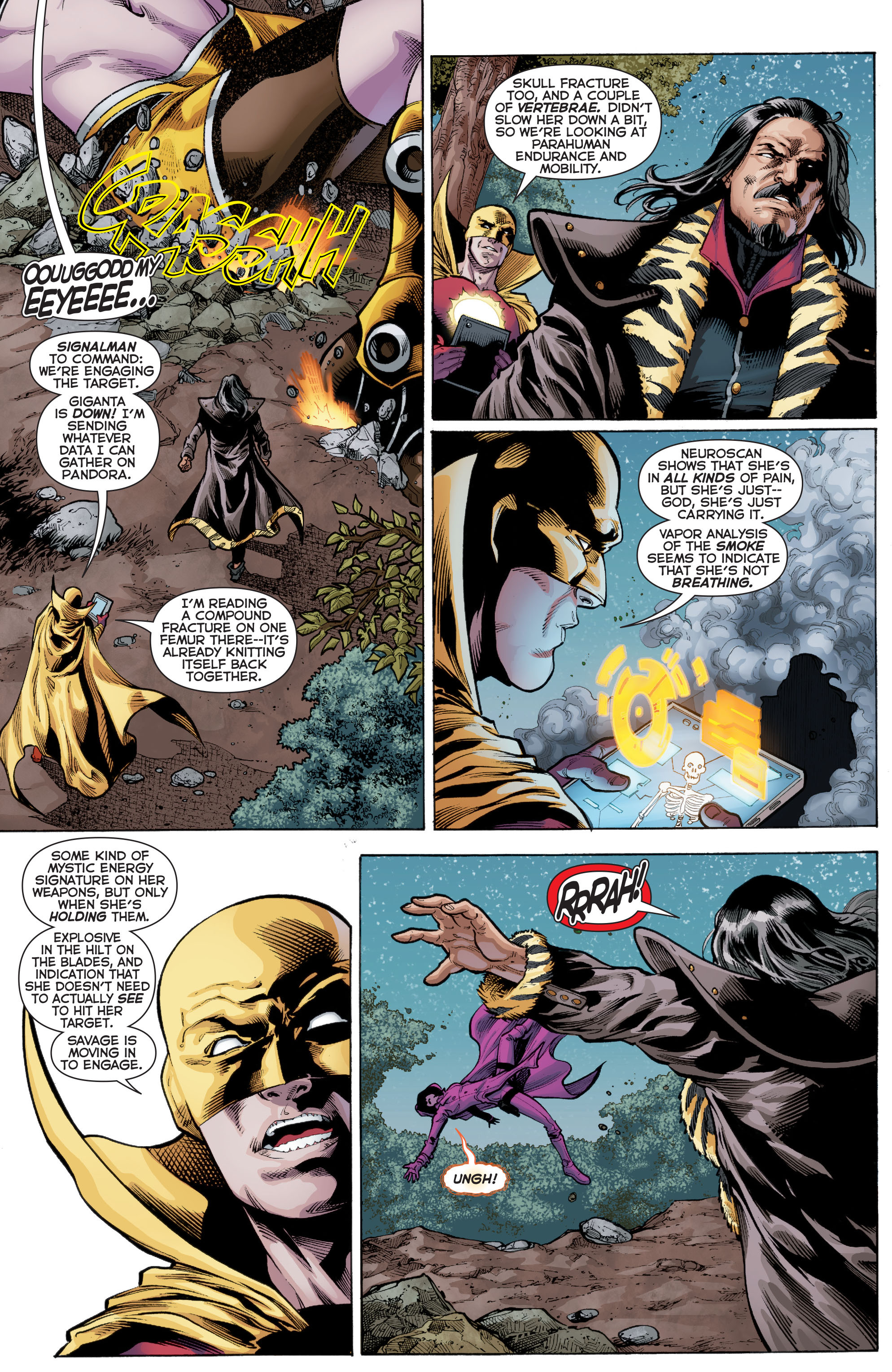 Read online Trinity of Sin: Pandora comic -  Issue #2 - 12
