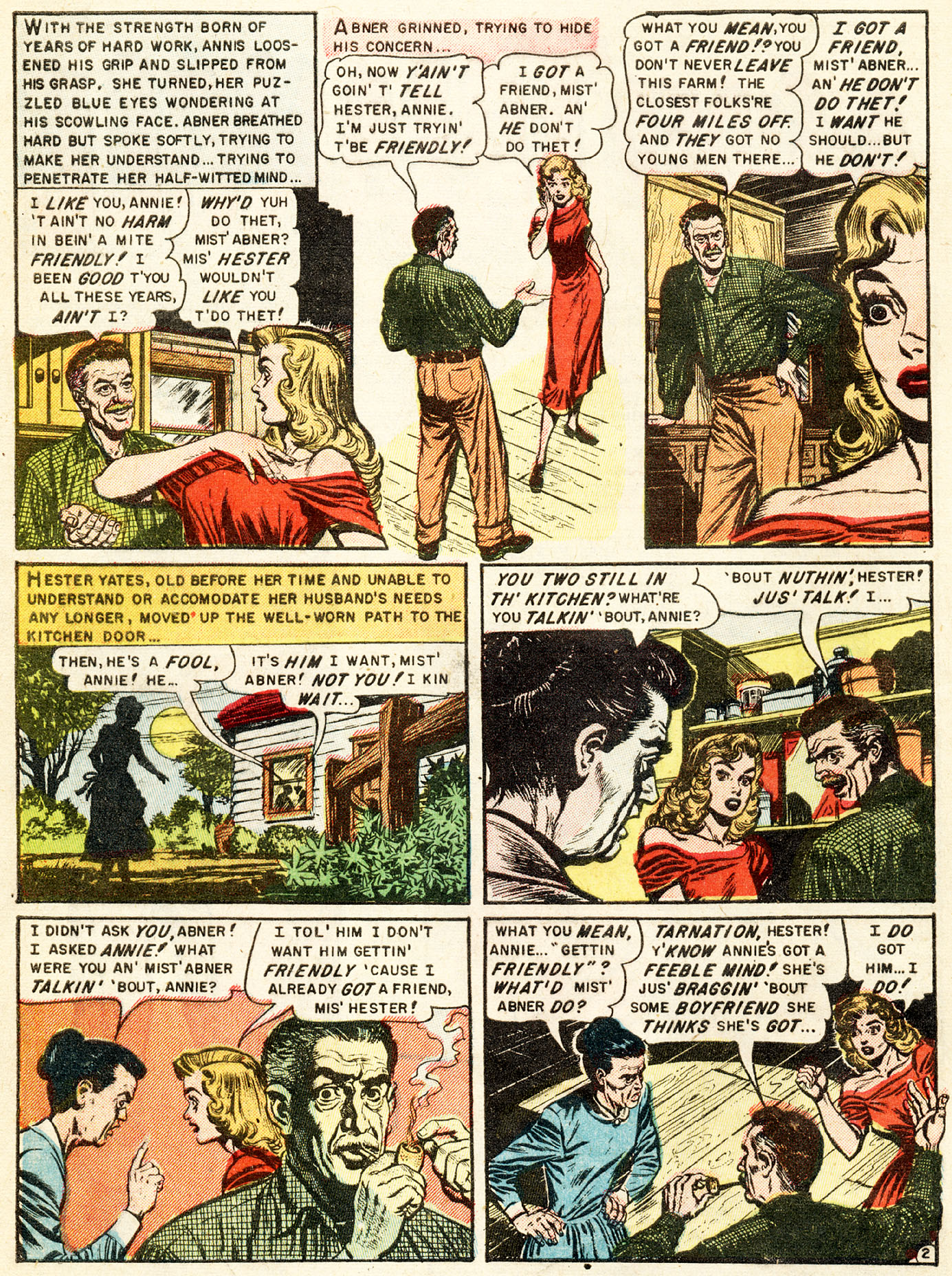 Read online Shock SuspenStories comic -  Issue #17 - 4